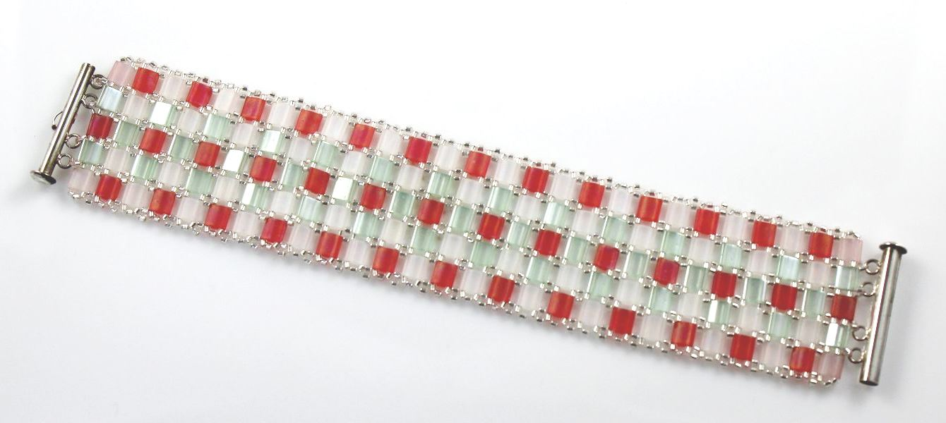 Candy Apple Bracelet