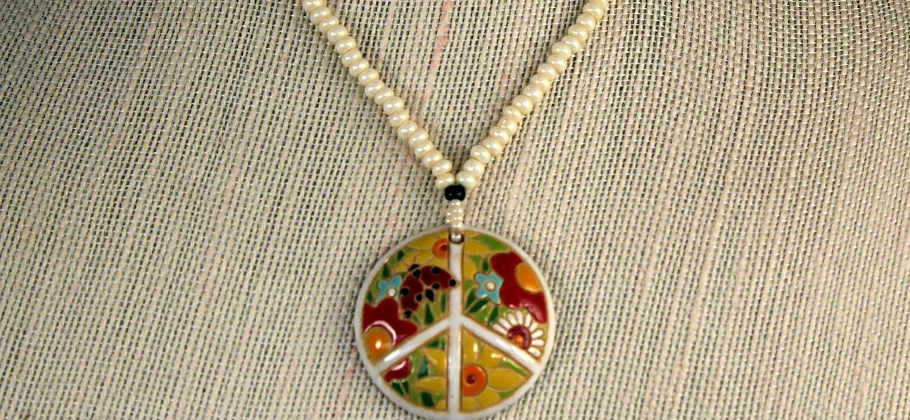 Peace - Necklace