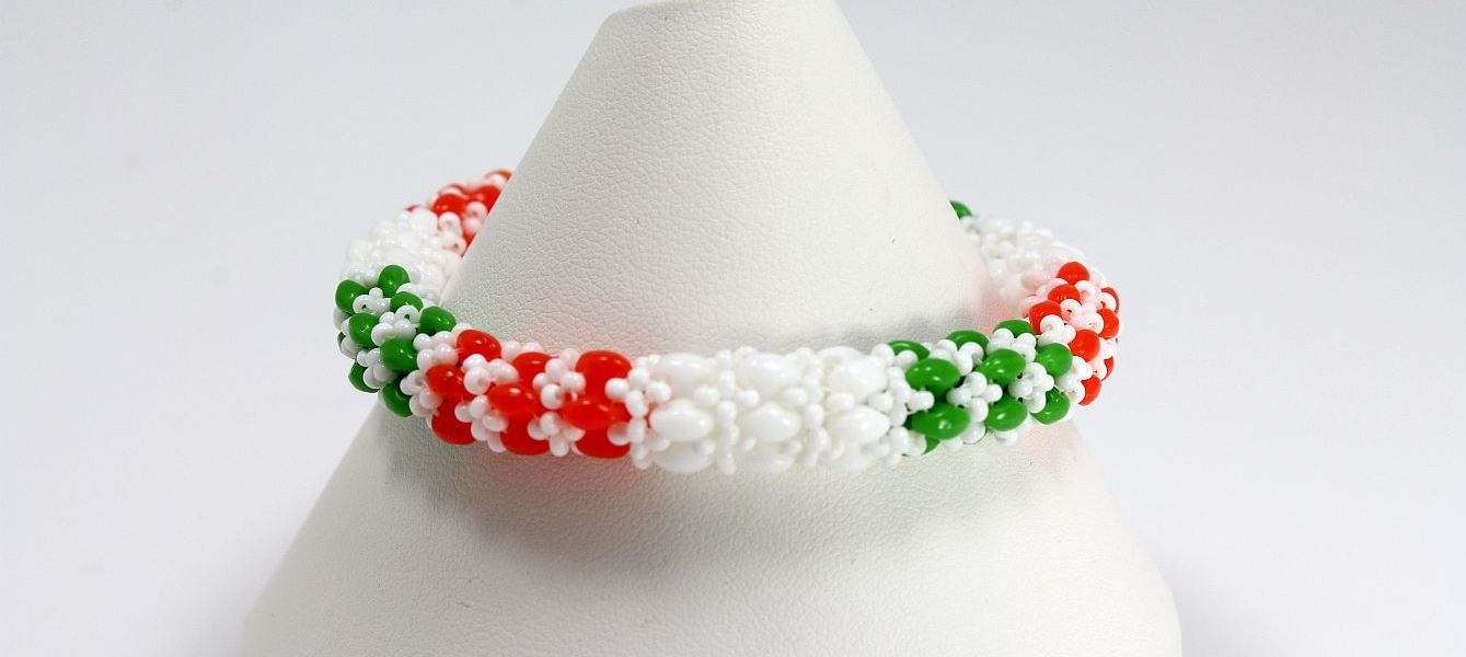 Irish Flag - Bracelet