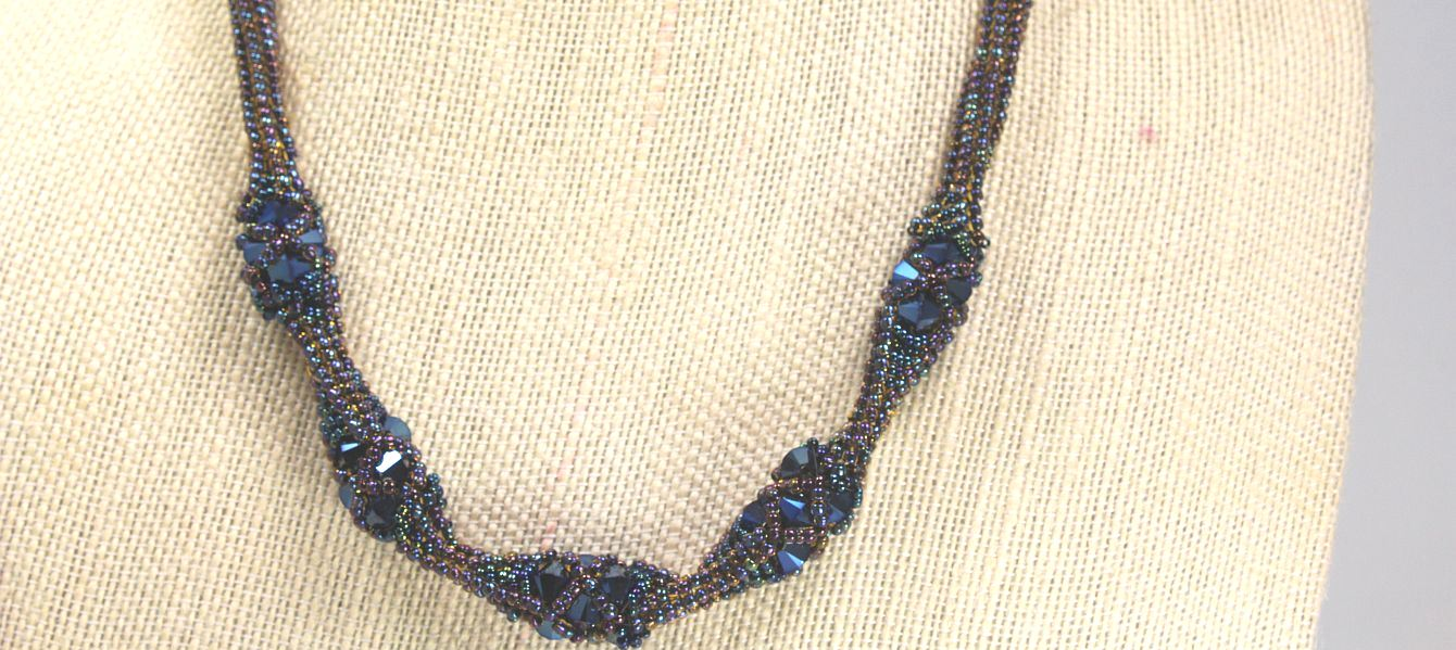 Deep Blue Sea - Necklace