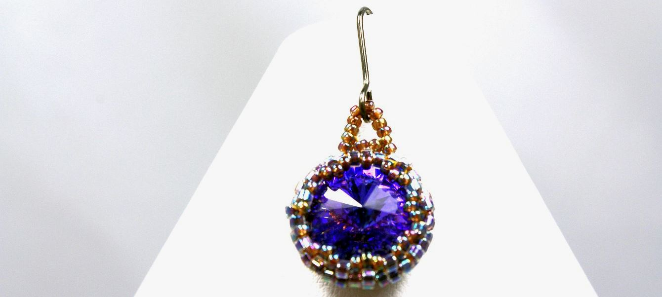 Image of Violet Rav - Earrings