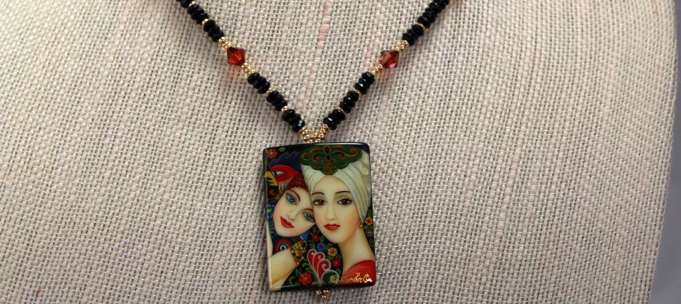 Persian Ladies - Necklace