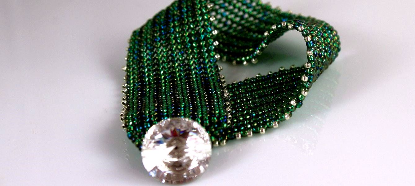 Misty Emerald Lake Bracelet
