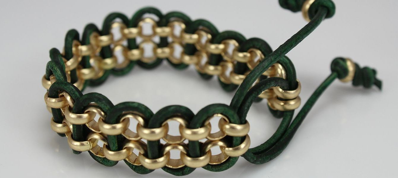 Hunter Gold - Bracelet