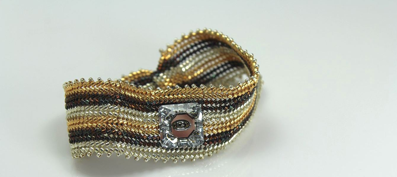 Tigers Stripe - Bracelet