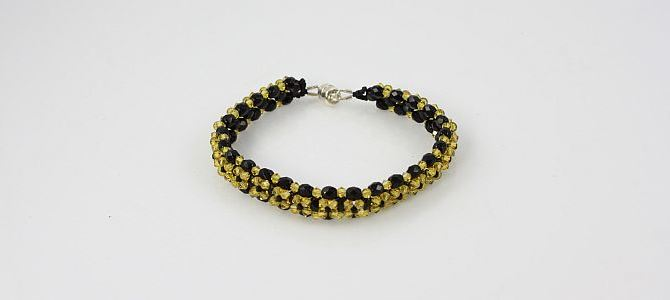 Image of Bumble Bee Bracelet