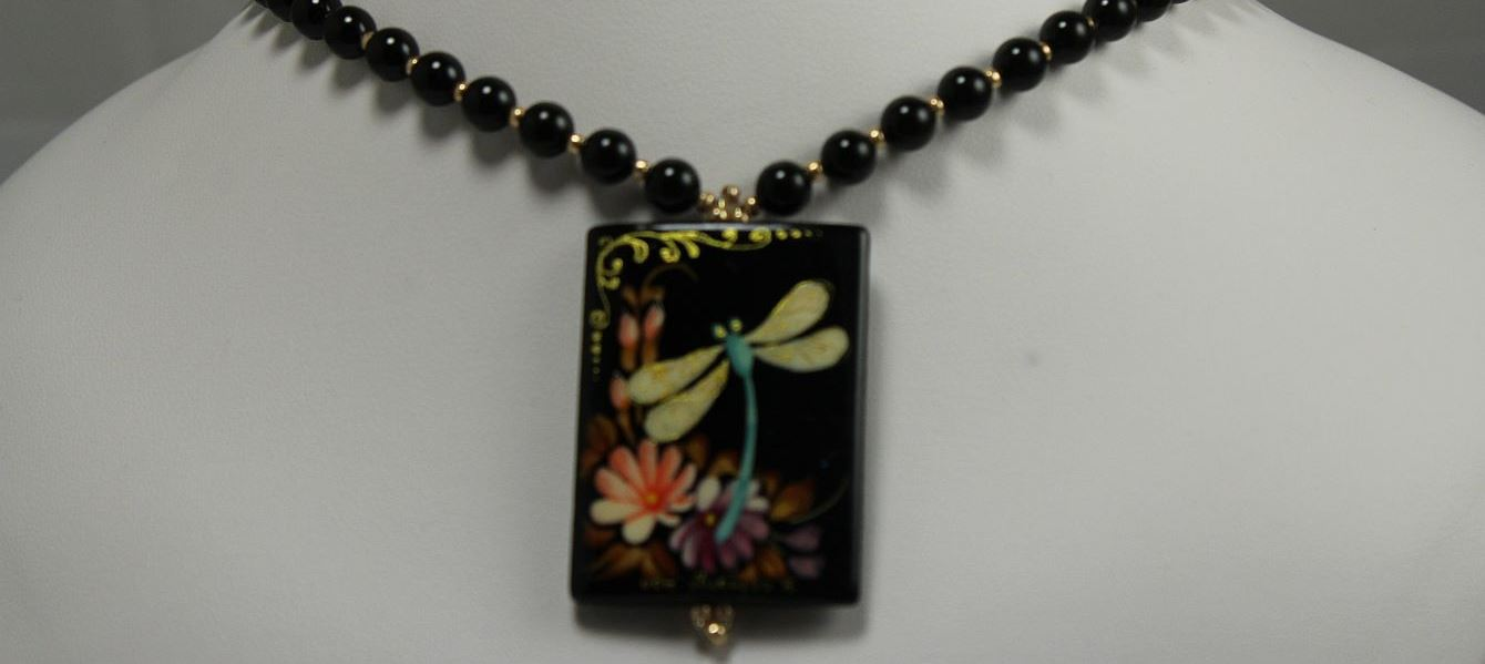 Dragonfly - Necklace