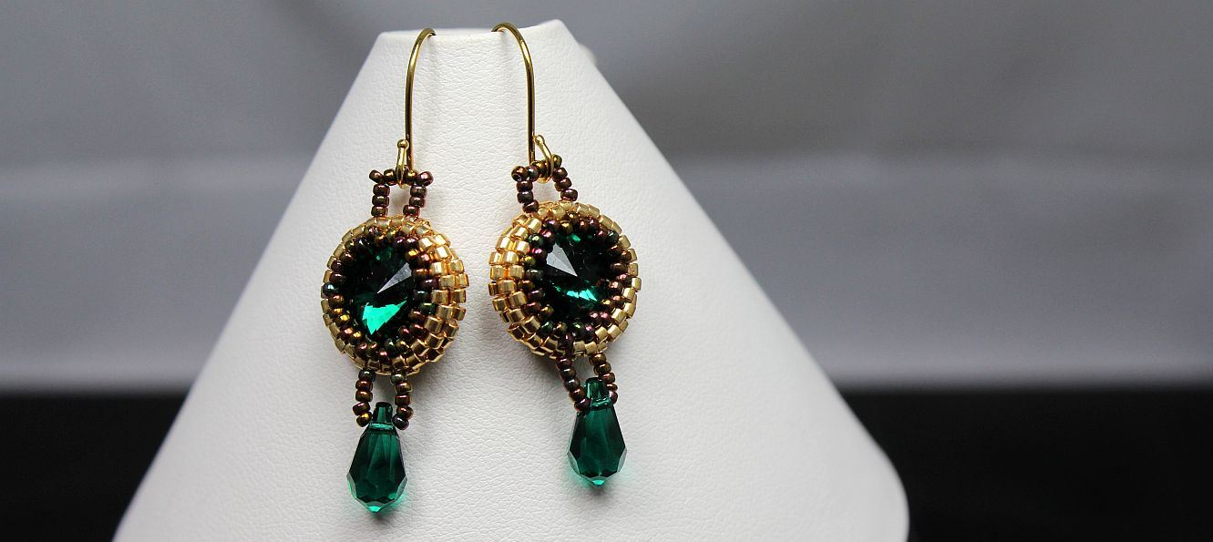 Image of Hills of Ireland Earrings